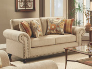 Outwest Linen Sofa
