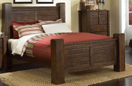 Trestlewood King Bed