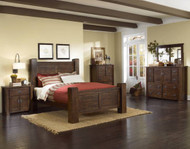 Trestlewood Queen Bedroom Group