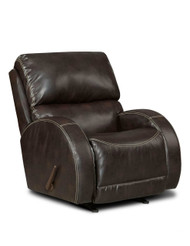Ty Chocolate Glider Recliner