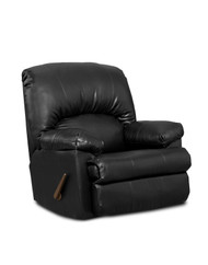 Montana Rocker Recliner Ty Black