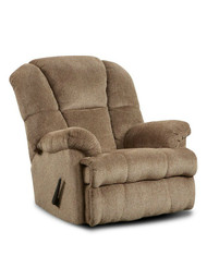 Recliner Cocoa Tall Back & Wide Seat