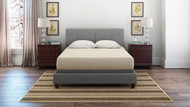 Chime 12 Inch Foam Mattress White Queen Mattress