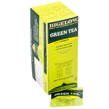 Bigelow Green Tea with Lemon