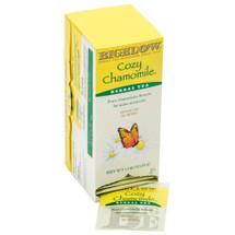 Bigelow Cozy Chamomile Herbal Tea Bags