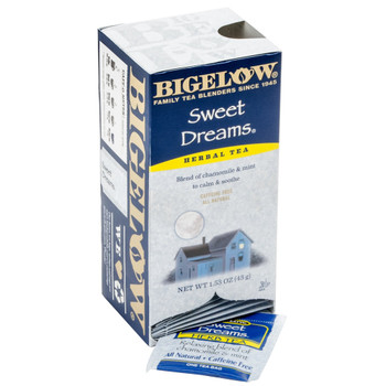 Bigelow Sweet Dreams Herbal Tea Bags