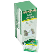 Bigelow Mint Medley Herbal Tea Bags