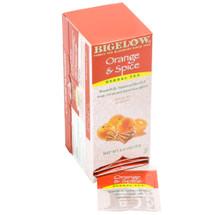Bigelow Orange and Spice Herbal Tea Bags