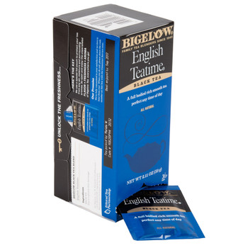 Bigelow English Teatime Black Tea Bags