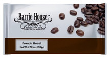 Barrie House  French Roast Regular Coffee 24 / 2.5 oz. Packs