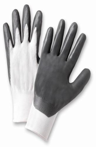 Nitrile Coated Nylon Gloves  ##1683 ##