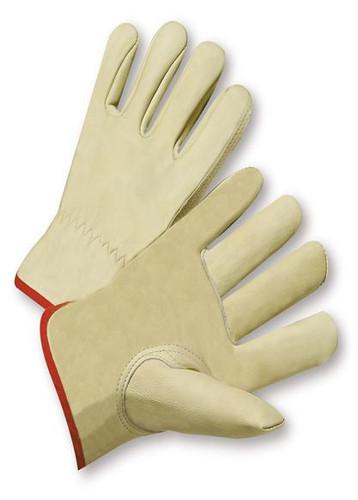 Premium Top Grain Cowhide Work Gloves  ##6137 ##