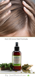 Hot Oil Grow Hair Formula #0#