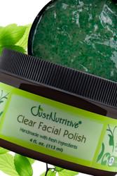 Clear Facial Polish / Acne Facial Polish #0#