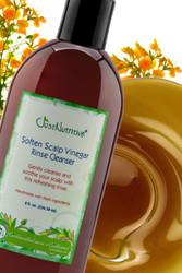 Soften Scalp Vinegar Rinse Cleanser / Psoriasis Scalp Vinegar Rinse Cleanser  #0#