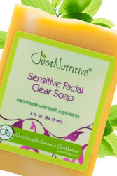 Sensitive Facial Clear Soap /  Sensitive Facial Acne Soap #0#