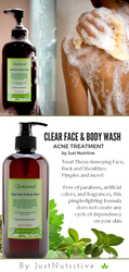 Clear Face & Body Wash / Acne Face & Body Wash #0#
