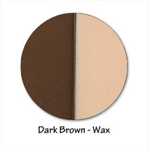 Brow Wax Splits Dark Brown