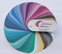 Colour by Dezine® Personal Colour Palette - Summer