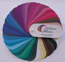 Colour by Dezine® Personal Colour Palette - Winter