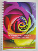 Presenting The Wonderful World Of Colour - Ebook  Including Colour Psychology and  Colour Analysis  How you can use Colour effectively to give you confidence and make an impact!  52  pages full of beautiful colour images and valuable information to teach you how you can use colour to give yourself an unfair advantage in business and personally plus,  how to use colour to effect some positive changes in your life.