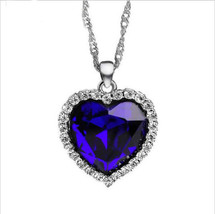 Dark Blue Austrain Crystal Collection
