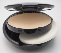 Dual Powder Wet and Dry Foundation C2 Warm Yellow