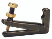 Violin String Adjuster Black / Gold Plated #VN6