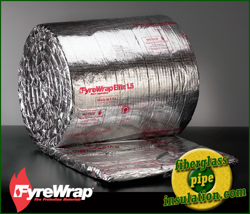 Unifrax fyrewrap elite 15 grease duct insulation image 1 publicscrutiny Gallery