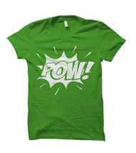 POW! Comic Book Burst Adult T-Shirt