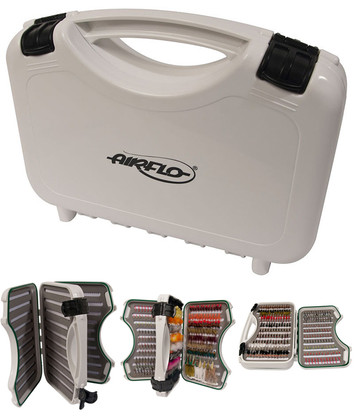 Keen's Tackle & Guns Stock the Airflo Competitor Fly Box with a product weight of 0.50KGS