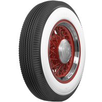 "Firestone 600-16 3 1/4"" Whitewall"