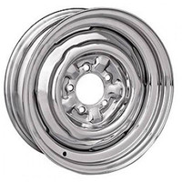 O.E. Style Steel Wheel (chrome)