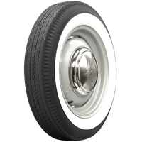 "Firestone 500/525-16 2 1/4"" Whitewall"