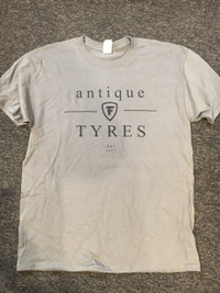 Classic Since 77 Antique Tyres T