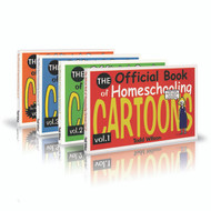 Cartoon Book Special - Vol. 1,2,3,4