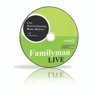 Audio CD - Lies Homeschool Moms Believe (Live Seminar)