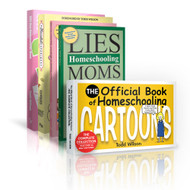 Homeschool Mom Book Combo