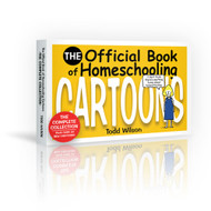 The Official Book of Homeschooling Cartoons - The Complete Collection