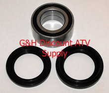 2001-2004 Honda TRX500 Rubicon Front Knuckle Wheel Bearing & Seal Kit *FREE U.S. SHIPPING*