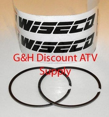 1987-2006 Suzuki LT80 WISECO Piston Rings
