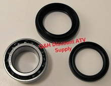 2000-2006 Honda TRX350 Rancher Front Wheel Bearing & Seal Kit (1 wheel) *FREE U.S. SHIPPING*