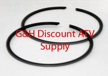 1985-1993 Polaris 250 Piston RINGS *FREE U.S. SHIPPING*
