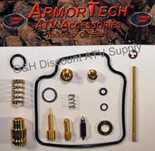 1990-1996 Suzuki LTF 250 Quadrunner Carburetor Rebuild Kit *FREE US SHIPPING*