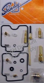 2000-2002 Suzuki LTF 300 King Quad Carburetor Kit *FREE U.S. SHIPPING*