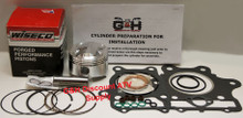 Honda Atv TRX250X 250X Fourtrax Top End Rebuild Kit Machining Service WiseCo