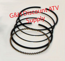 1990-1997 Honda TRX 200 D Fourtrax Piston RINGS *FREE U.S. SHIPPING*