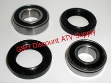 1983-1987 Suzuki ALT 125 Front Knuckle Bearing & Seals Kit (1 wheel)