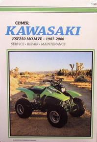 Kawasaki KSF 250 Mojave CLYMER Service Repair Manual *FREE U.S. SHIPPING*