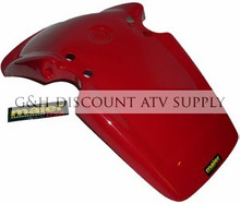 1983-1985 Honda Atc 200X FRONT Fender in RED or WHITE